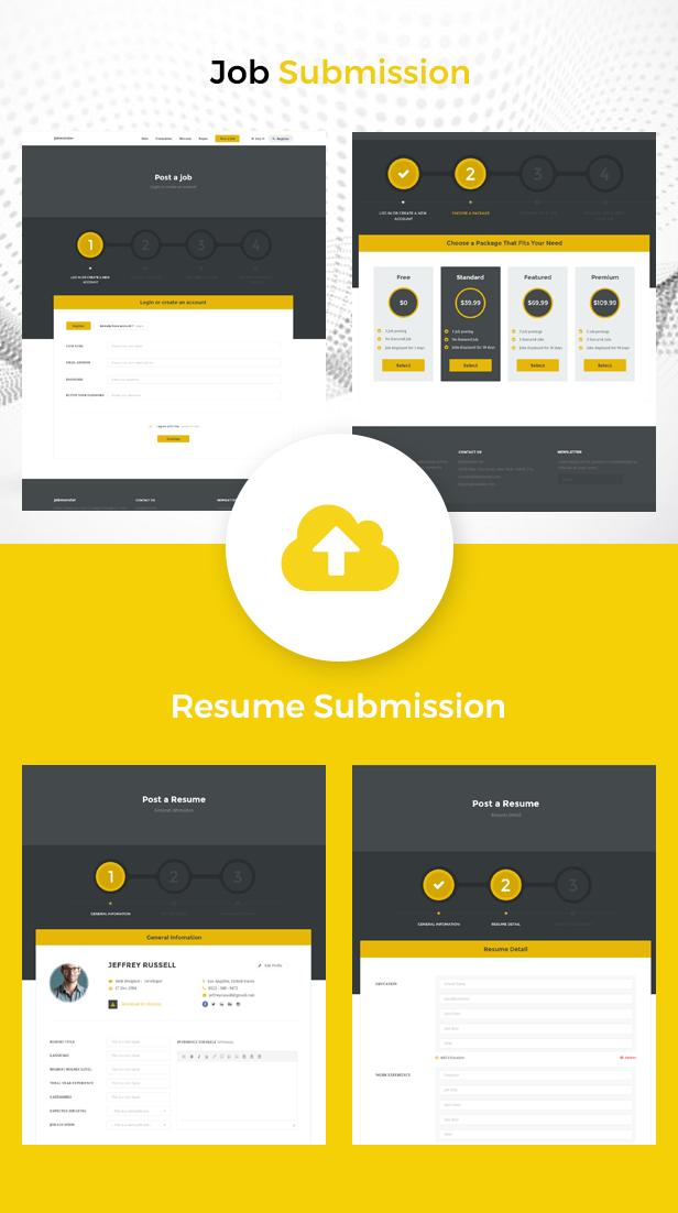 Jobmonster – theme wordpress viet nam