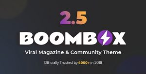 BoomBox - theme wordpress viet nam