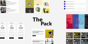 The Pack – Elementor Page Builder Addon