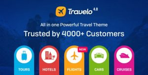 Travelo - theme wordpress viet nam