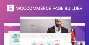 WooCommerce Page Builder For Elementor - theme wordpress viet nam
