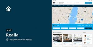 Realia - Responsive Real Estate WordPress Theme